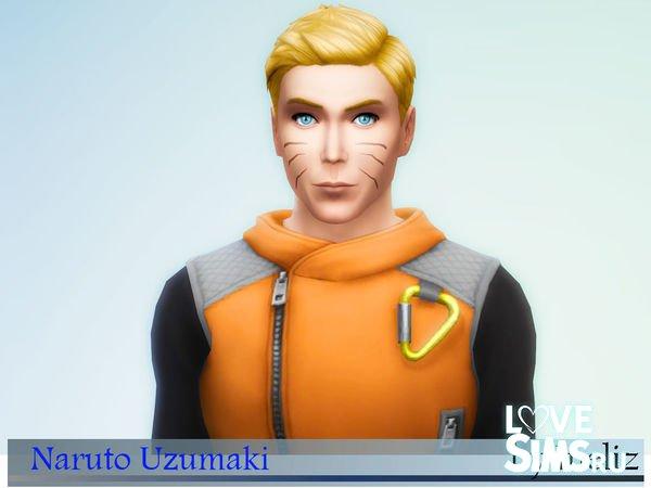 Naruto Uzumaki от Ineliz