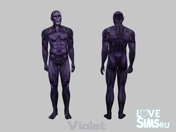 Скин Thanos skinton от yugoza