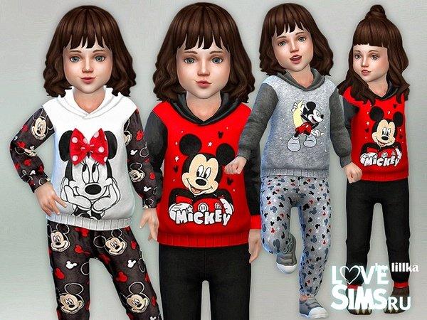 Детский комбинезон Mickey Mouse