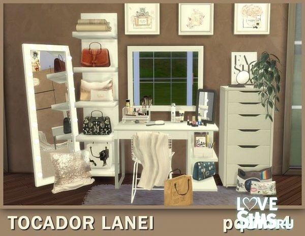 Мебель Tocador Lanei от pqSim4