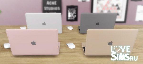 Ноутбук Macbook 2017 от DescargasSims