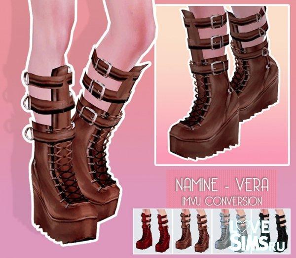 Ботинки Vera AF от Namine