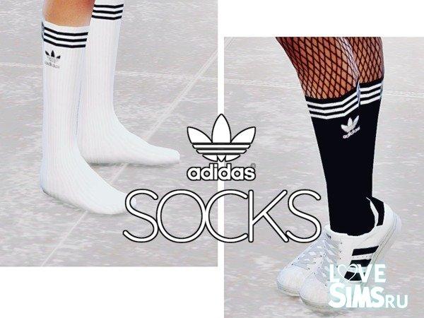 Носки Adidas от llamyu