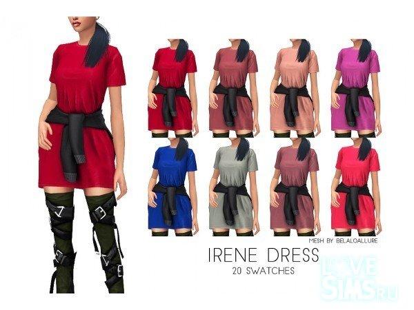 Платье Irene от KENZAR