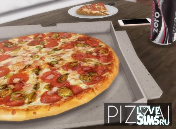 Пицца от Descargas