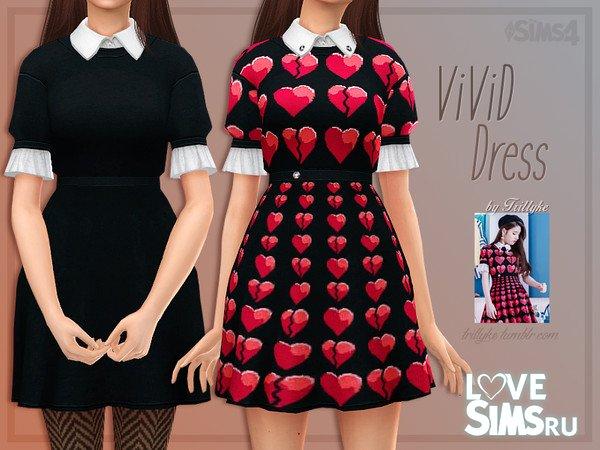 Платье ViViD от Trillyke