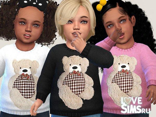 Детский свитер Little Bear от PZC