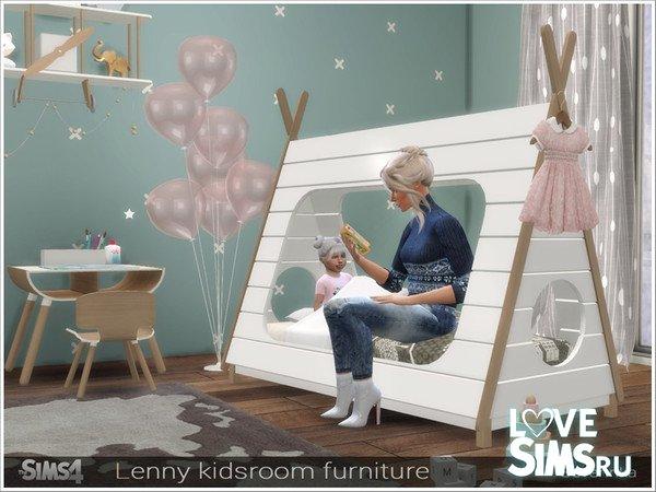 Детская Lenny kidsroom furniture от Severinka