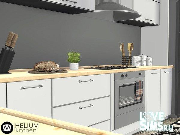 Кухня Helium от wondymoon