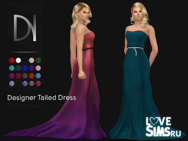 Платье Designer Tailed от DarkNighTt