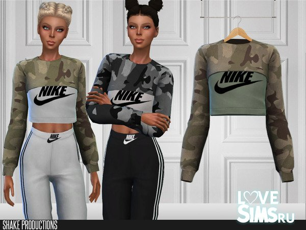 Crop Top 226 от ShakeProductions