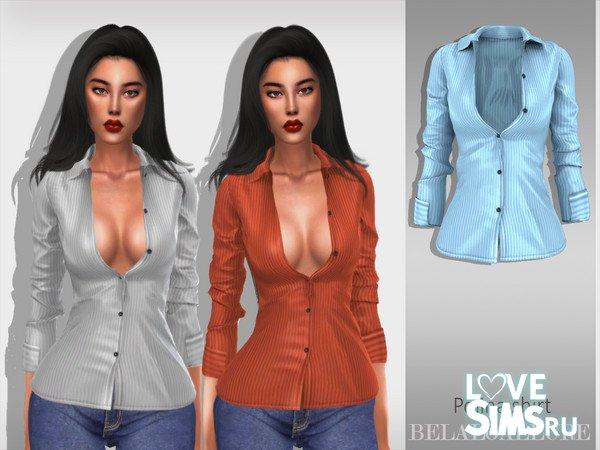 Рубашка Polina от belal1997
