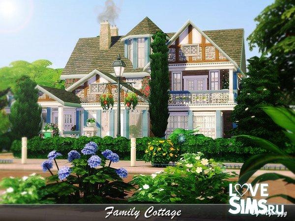 Дом Family Cottage от MychQQQ
