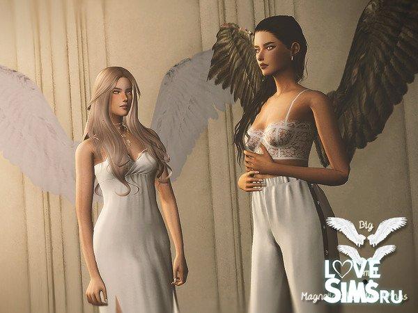 Крылья Lucifer от magnolia-c