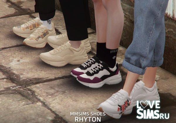 Кроссовки Rhyton от MMSIMS