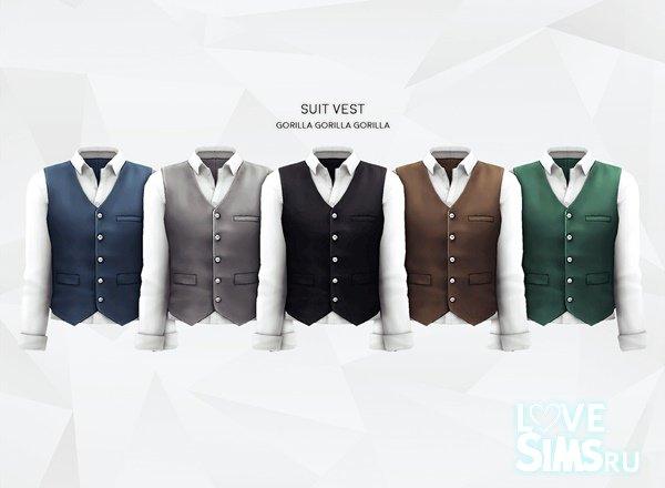 Vest Suit от gorillax3