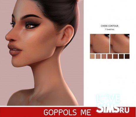 Румяна Cheek Contour от GoppolsMe