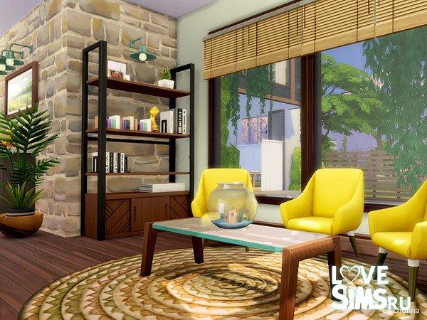 Дом IntoGreen от Lhonna