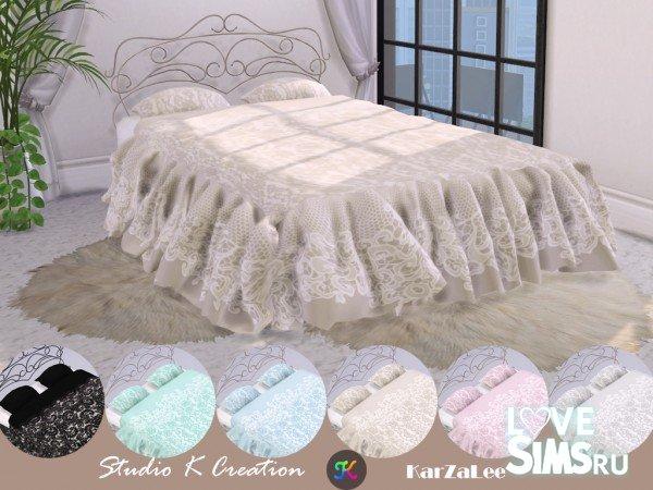 Кровать SKC Lace bed