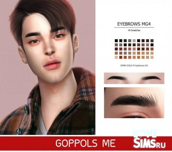 Брови M-Eyebrows G4 от GOPPOLSMe