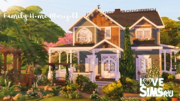 Дом Family Home Marigold