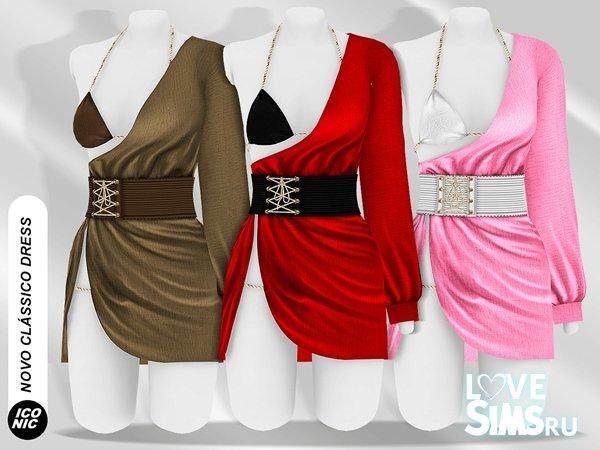 Платье Novo Clssico от ICONIC