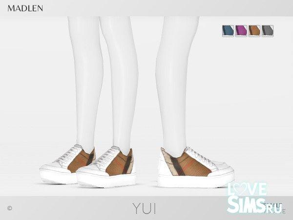 Кеды Yui от MJ95