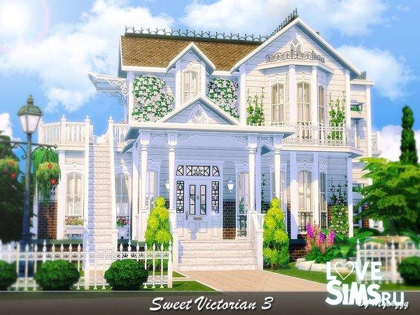 Дом Sweet Victorian 3 от MychQQQ