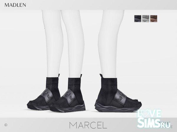 Кроссовки Marcel от MJ95