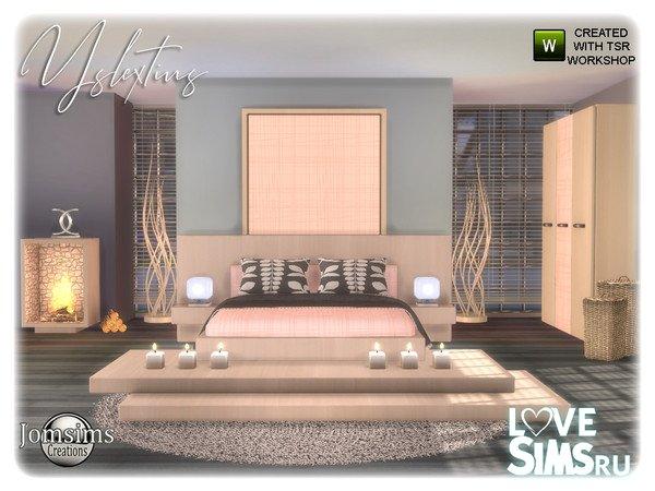 Мебель Yslextius от jomsims