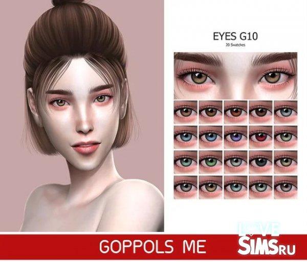 Линзы G10 от GoppolsMe