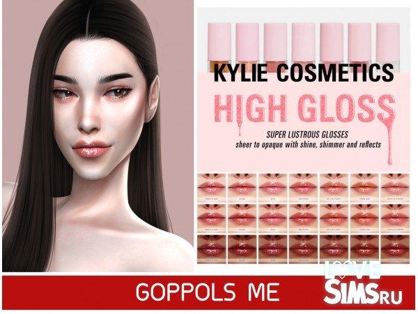 Блеск Kylie от GPME