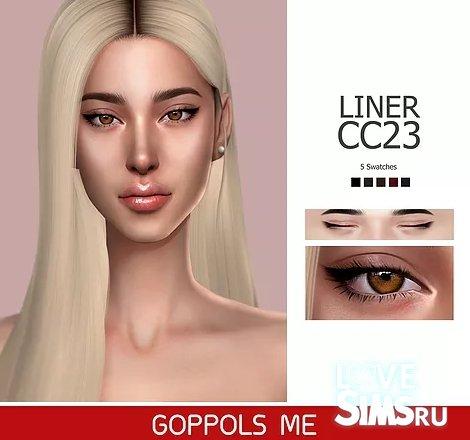 Стрелки Liner cc23 от GPME