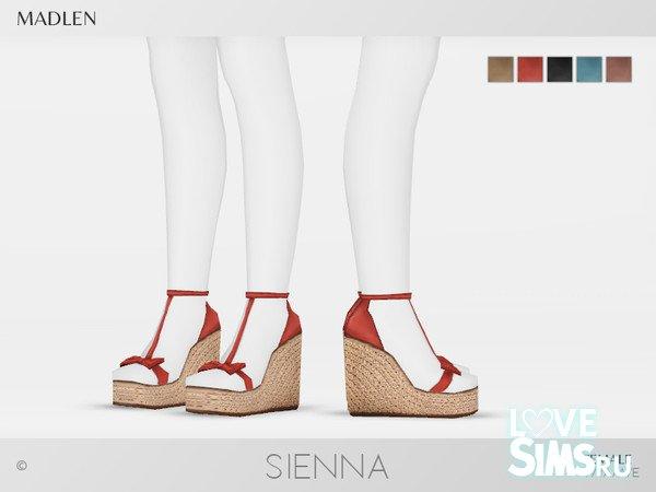 Босоножки Sienna от MJ95