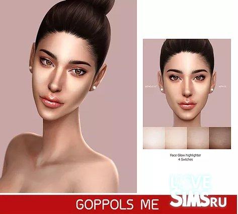 Хайлайтер Face Glow от GoppolsMe