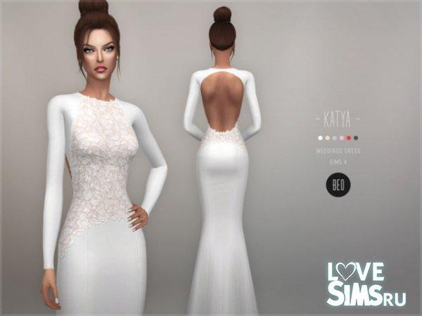 Платье Katya от BEO
