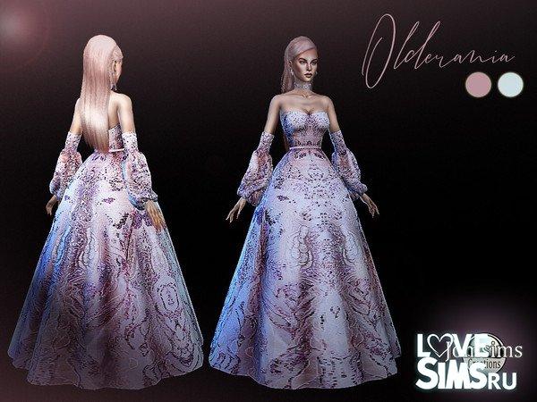 Платье Olderania от jomsims