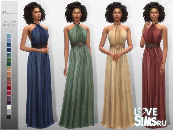 Платье Missandei от Sifix