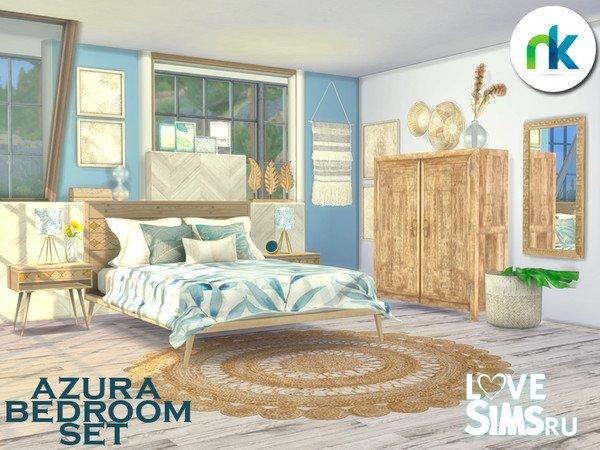 Спальни Nikadema Azura Bedroom