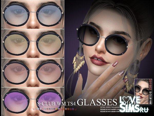 Очки Glasses 201902 от S-Club