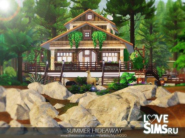 Дом Summer Hideaway от MychQQQ
