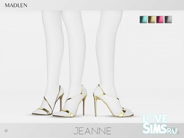 Босоножки Jeanne от MJ95