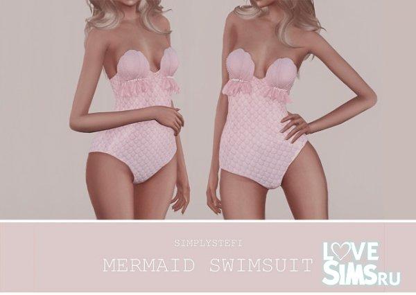 Купальник Mermaid от SimplyStefi