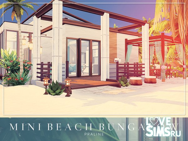Mini Beach Bungalow