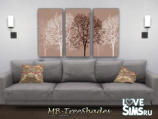 Картины MB-TreeShades