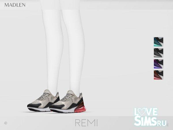 Кроссовки Remi от MJ95