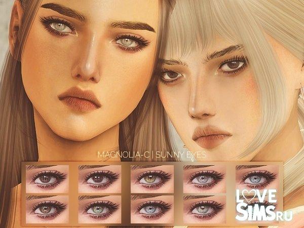 Глаза Sunny от Magnolia-C