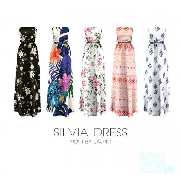 Платье SILVIA от Kenzar