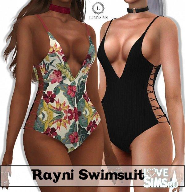 Купальник RAYNI от Lumy-sims