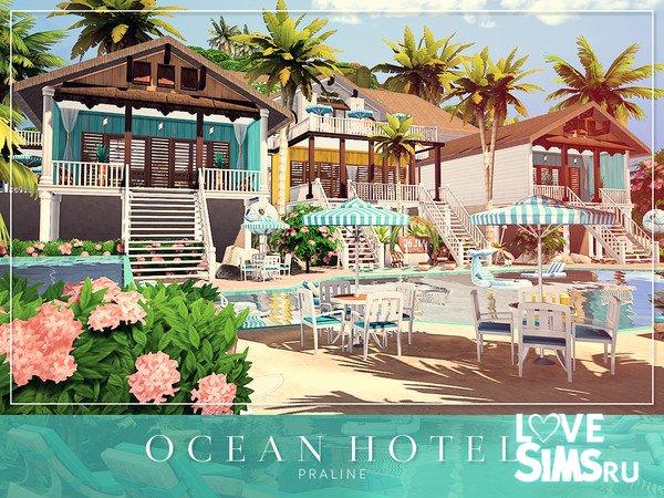 Отель Ocean Hotel от Pralinesims
